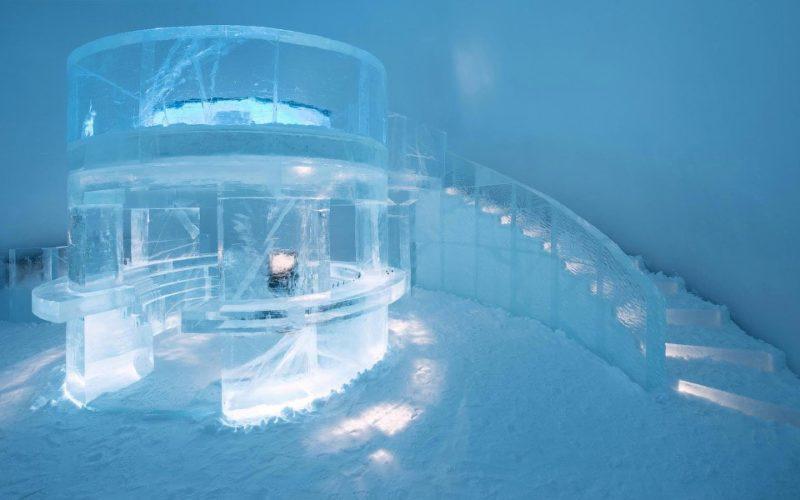 Icehotel г. Юккасярви