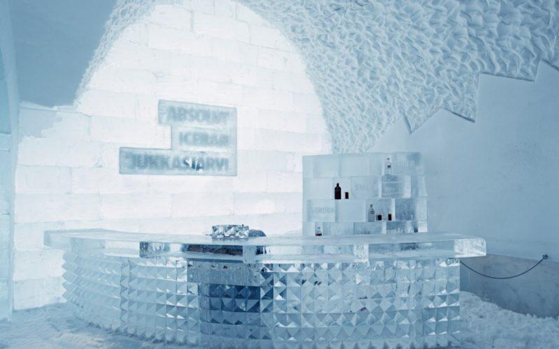 Icehotel — Absolut Icebar