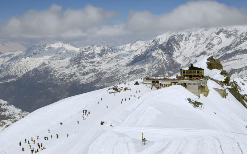 Альпы — Швейцария