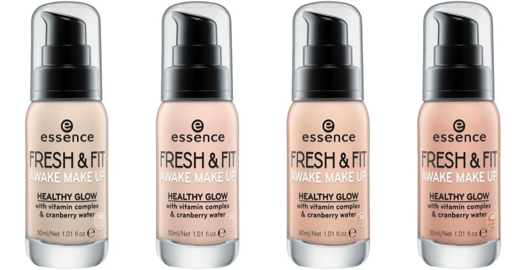 Fresh&Fit Awake make up, Essence