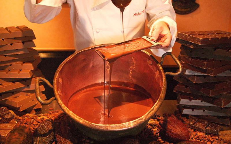 Шоколадные туры в Швейцарии