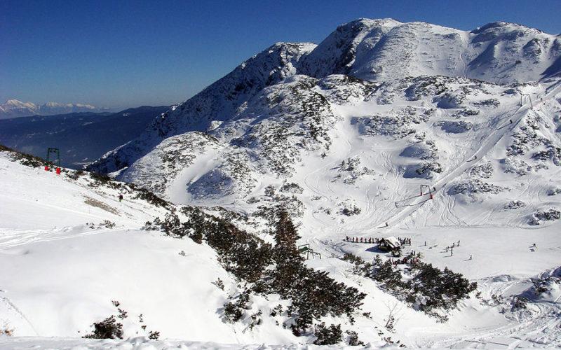 Юлийские Альпы