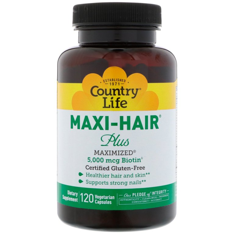 Maxi Hair Plus, Country Life