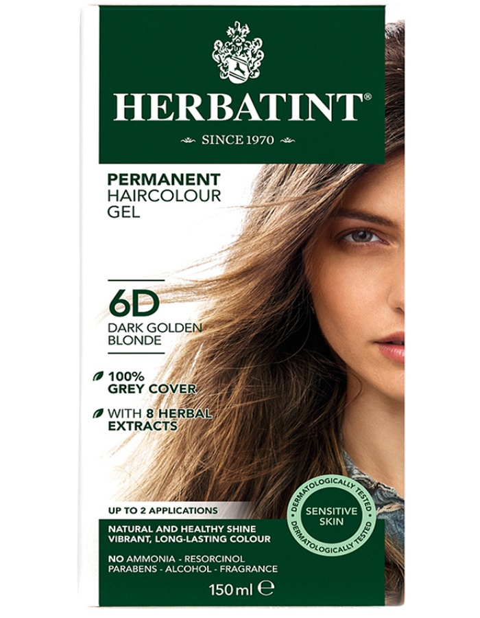 Гель-краска Herbatint