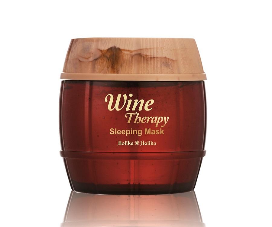 Wine Therapy Sleeping Mask, Holika Holika