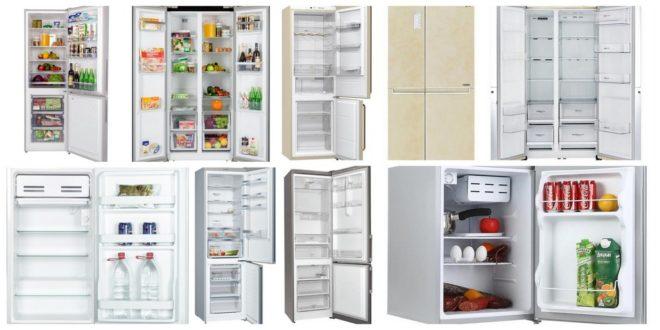 Рейтинг лучших холодильников для дома