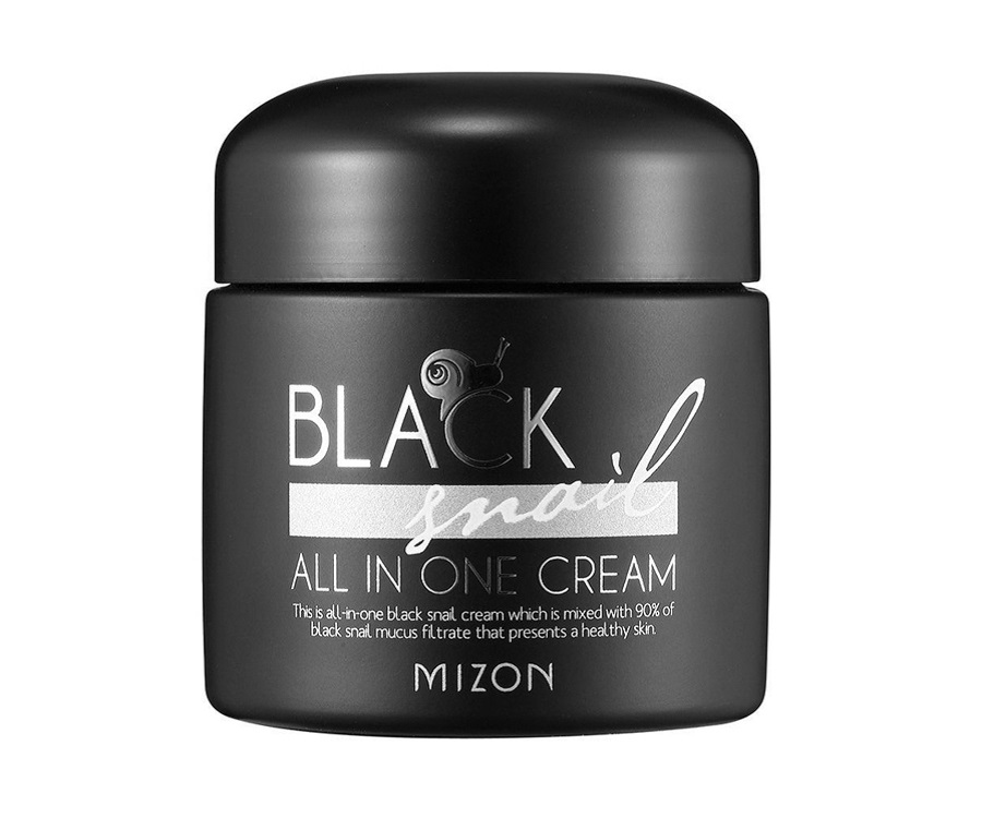 Black Snail All in One Cream, Mizon