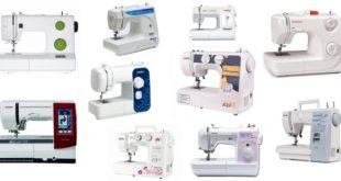 ТОП-10 лучших швейных машинок: самые популярные модели для рукоделия