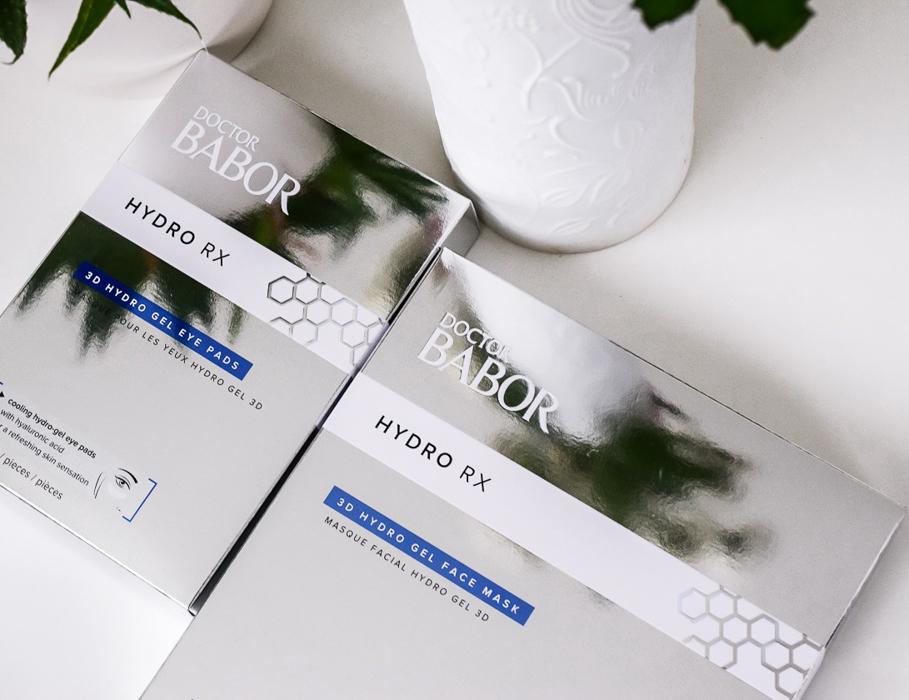 3D Hydro Gel Eye Pads, Babor