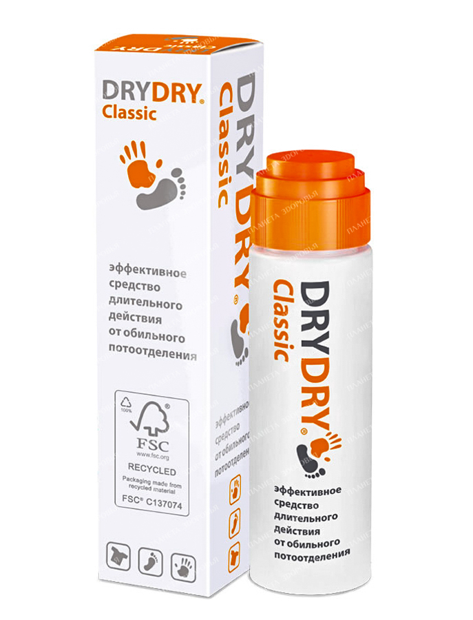 DryDry Classic Dab On