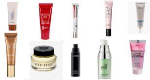Лучшие базы для макияжа