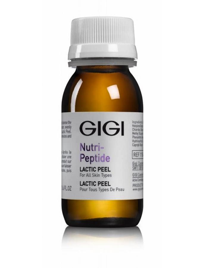Nutri peptide lactic peel GiGi