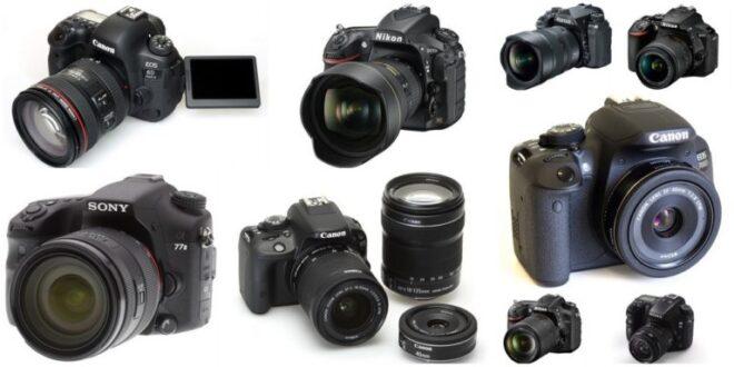 ТОП-10 лучших зеркальных фотоаппаратов: для любителей и профессионалов